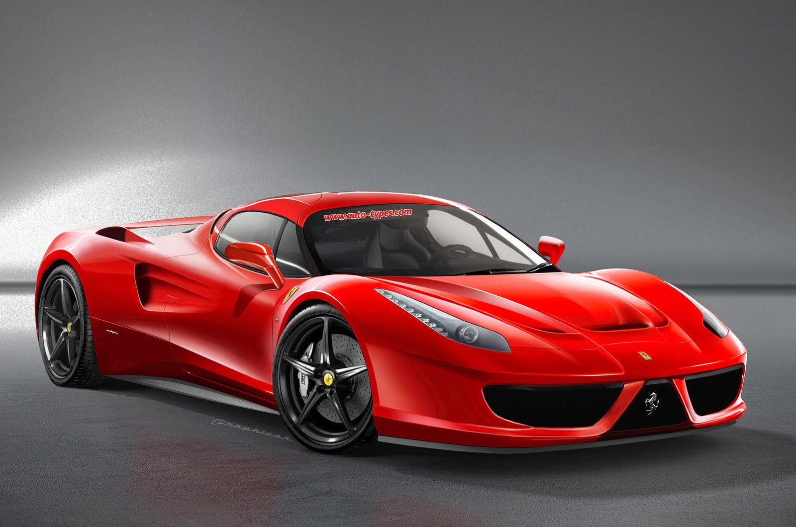 Cars News And Images Ferrari Cars