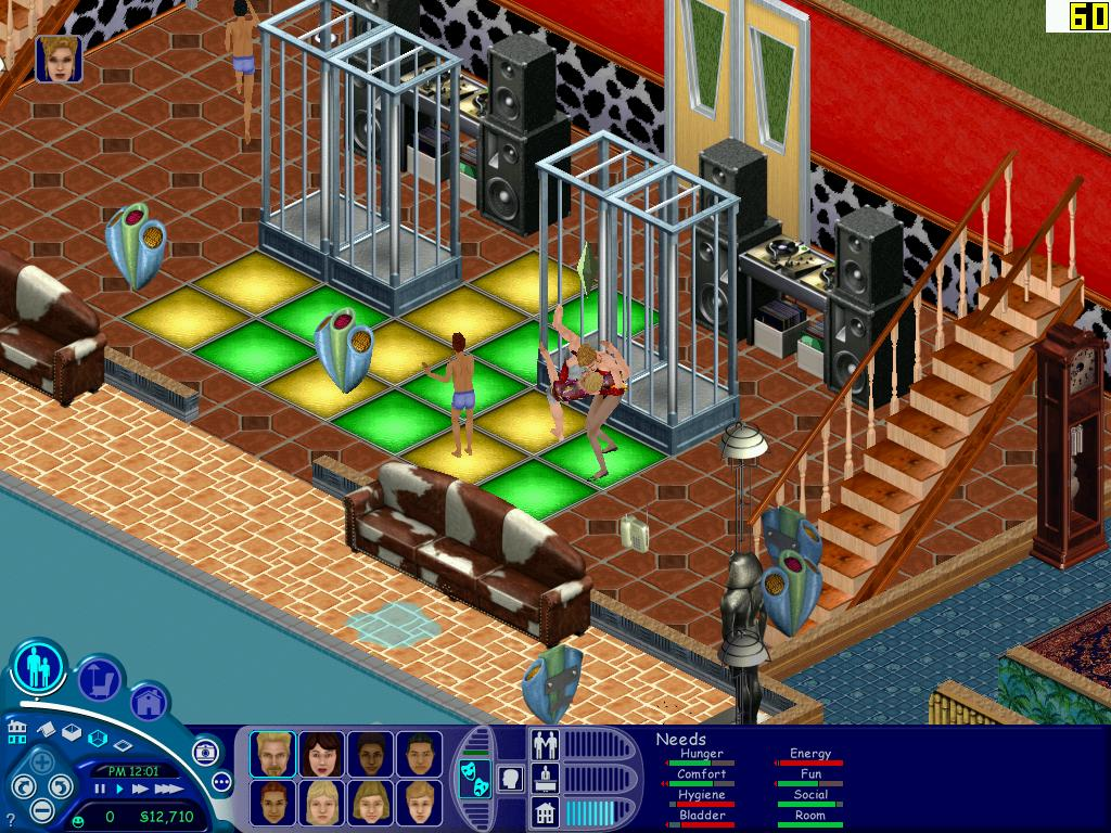 sims 1 complete collection how to change resolution