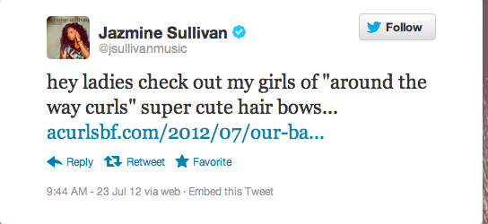 around the way curls, jazmine sullivan