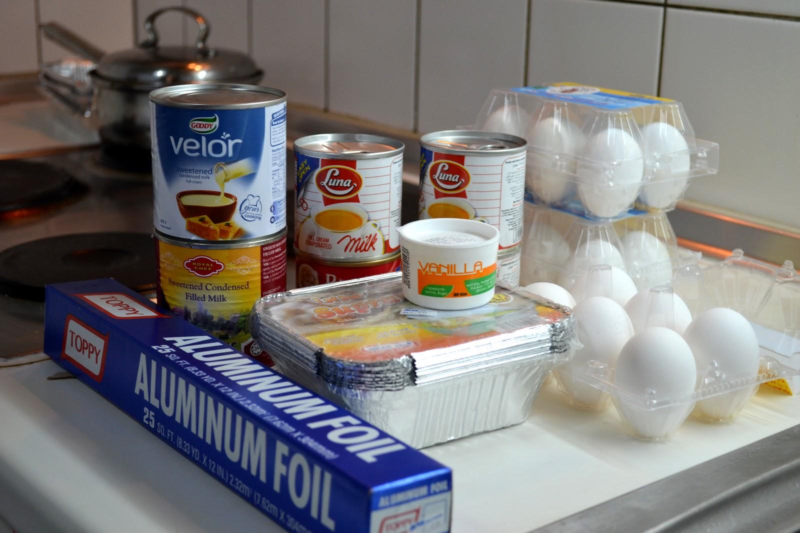 how to cook leche flan panlasang pinoy