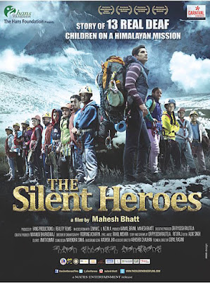 The Silent Heroes (2015) Hindi Movie PDVDRip 700mb Download