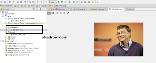 file gambar di folder drawable android studio