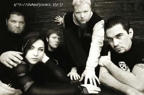 Evanescence Banda Wallpaper Evanescence †