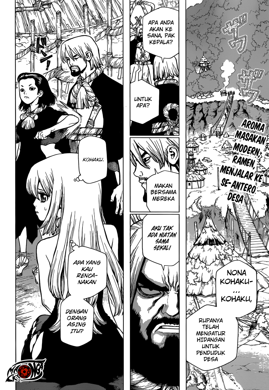 Dr. Stone Chapter 23-2