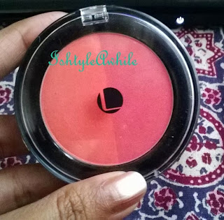 FIRST IMPRESSIONS: Lakme Absolute Face Stylist Blush Duo image