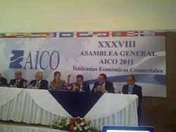 XXXVIII Asamblea General Ordinaria AICO 2011