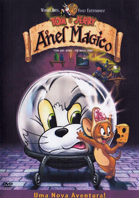 Tom & Jerry: O Anel Mágico Download Filme
