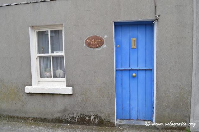 cosa visitare a Galway casa nora barnacle