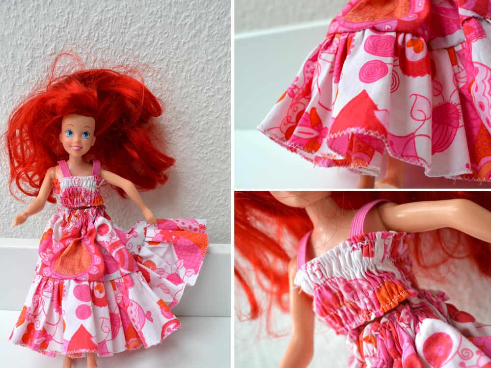 neues barbie outfit arielle ist jetzt ein mensch. Black Bedroom Furniture Sets. Home Design Ideas
