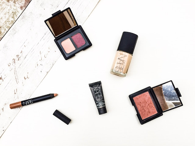 The Nars Autumn Makeup Products and look