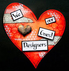 We love our Guest Designers!