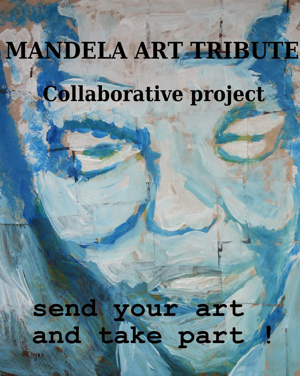 Mandela Art Tribute