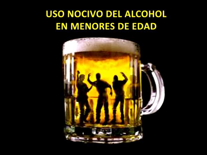Uso nocivo del alcohol en menores de edad carlos tena tamayo - Usos del alcohol ...