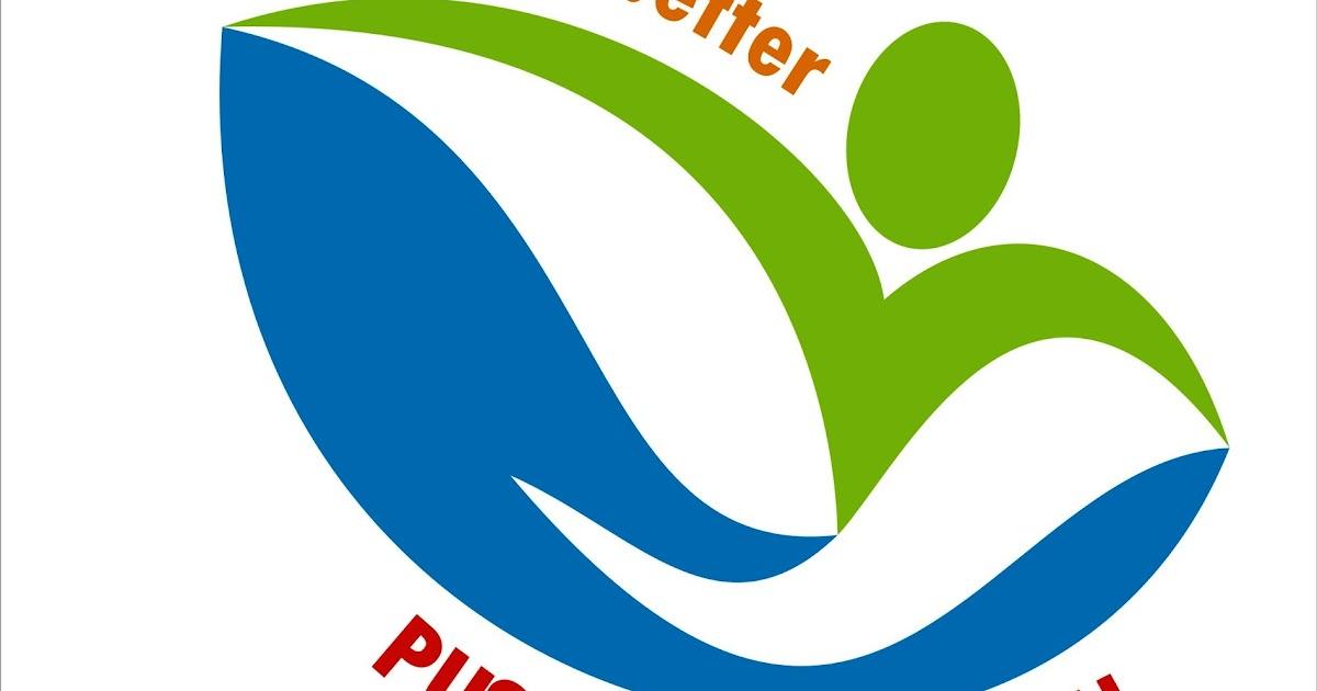 puskesmas taman kabupaten sidoarjo logo baru puskesmas