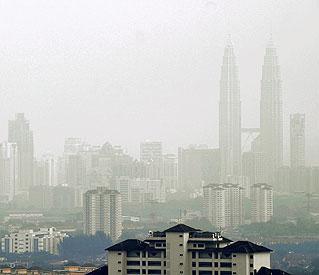 Sekolah di Selangor dan KL bercuti hari ni kerana jerebu
