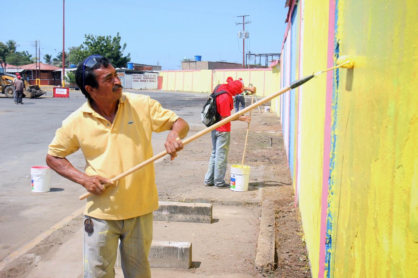 Noticias del kuate trabajan en limpieza de arroyos y quebradas de la gran barcelona - Agencias de limpieza barcelona ...