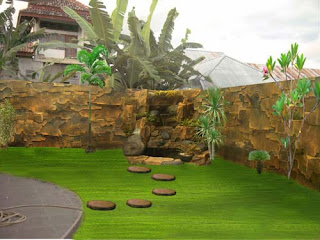 Desain Taman Sederhana