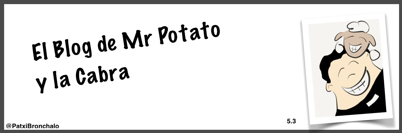 El Blog de Mr Potato
