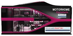 Motor Home SS1 Willians Racing Team