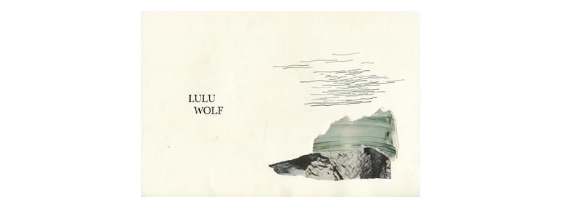 Lulu Wolf : Blog