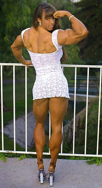 female bodybuilder steroid stories