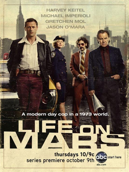 Capitulos de: Life on Mars (USA)