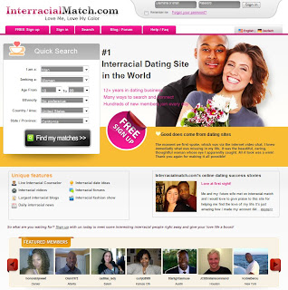 #1 interracial dating website