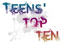 Teens' Top Ten banner
