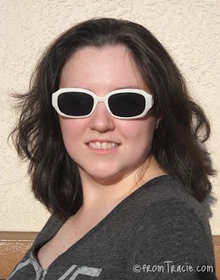 Tracie In Sunglasses