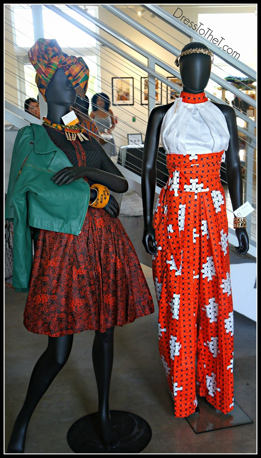 Mother's Day Ankara Delights African Inspired Pop-Up Shop | Dress ...
