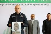 """Capturan a Zenén Nava Sánchez, presunto líder del grupo delictivo """"Los Rojos"""", así como a cuatro sujetos más"""