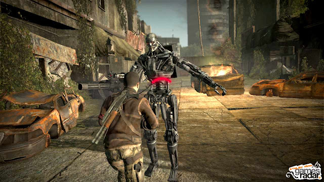 Terminator Salvation Screenshots