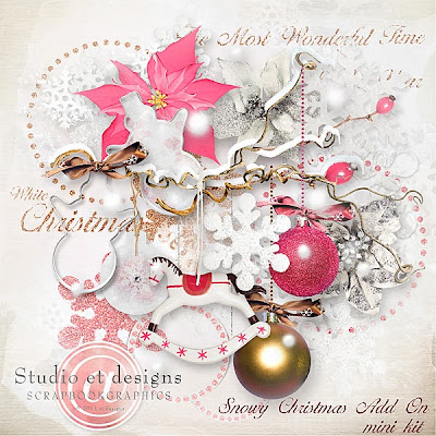Snowy Christmas addon by et designs,free for limited time