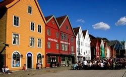 Vistar Bergen - Bryggen