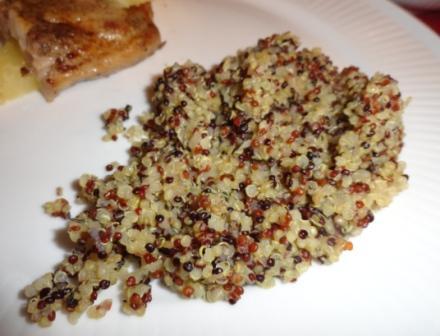 theArtisticFarmer: Quinoa Side Dish