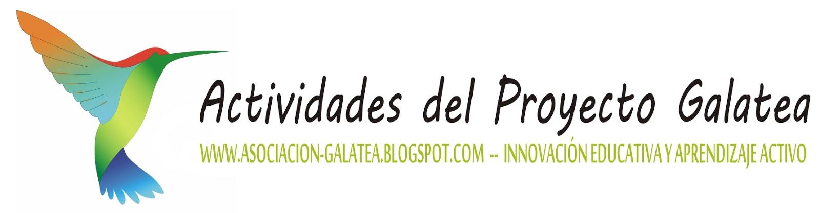 Actividades Proyecto Galatea