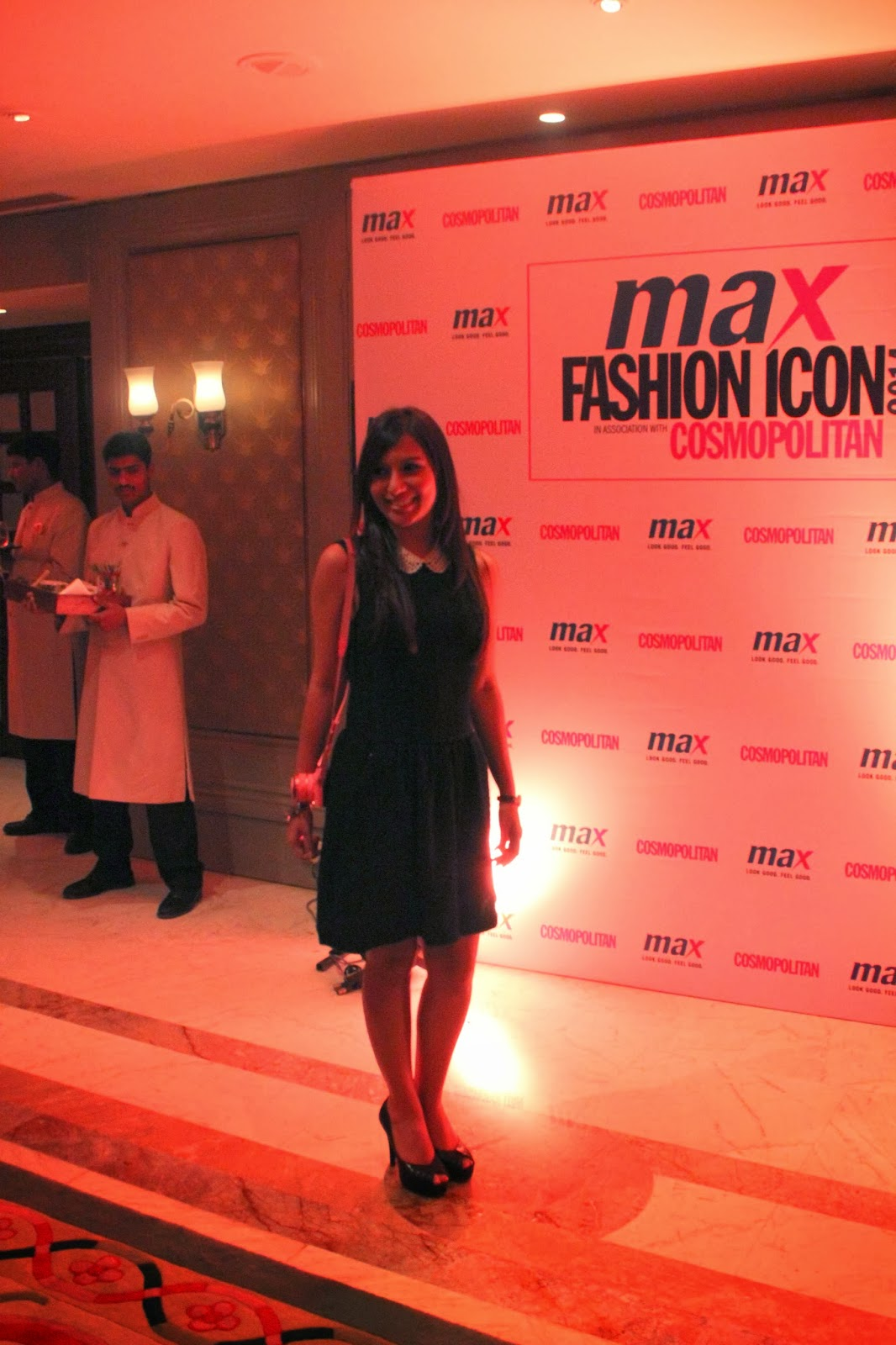 Miss Malini - MAX Fashion Icon 2014 In Collaboration  With Cosmopolitan Magazine Grand Finale - All Pictures, Uncut Version