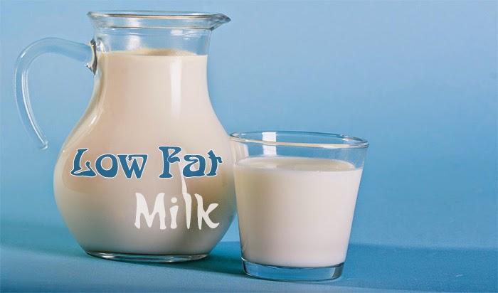 Hasil gambar untuk susu rendah lemak