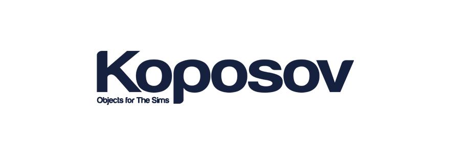 Koposov - объекты для The Sims™
