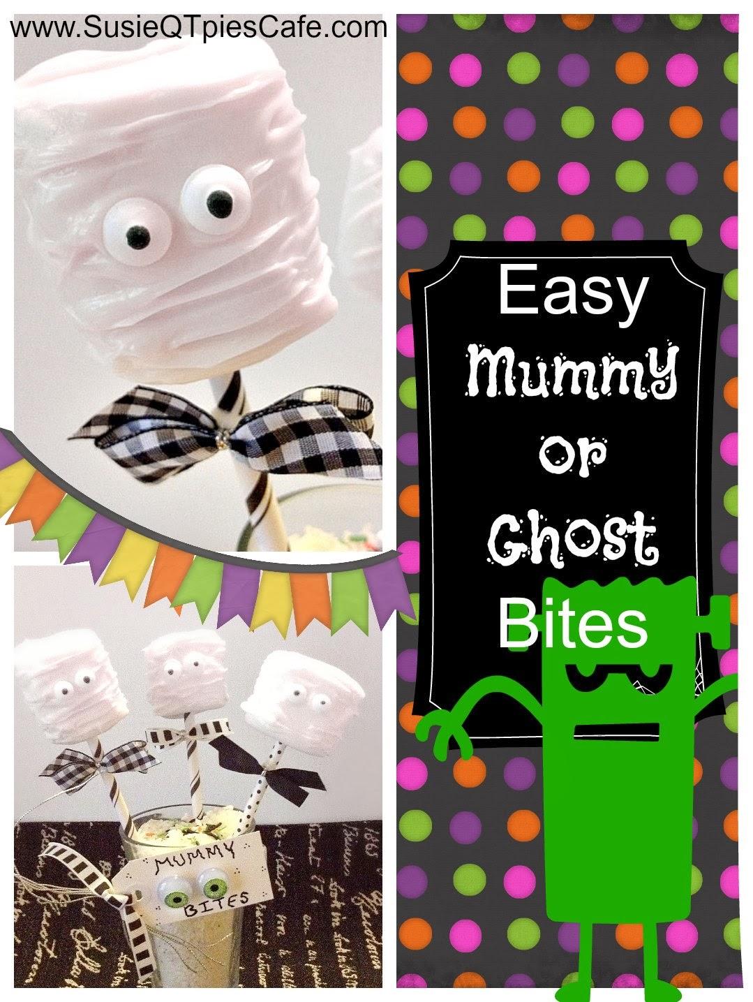 ghost recipe