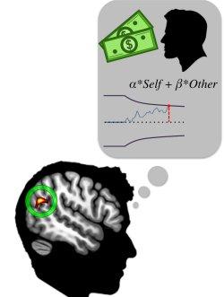 Cientistas tentando explicar a generosidade