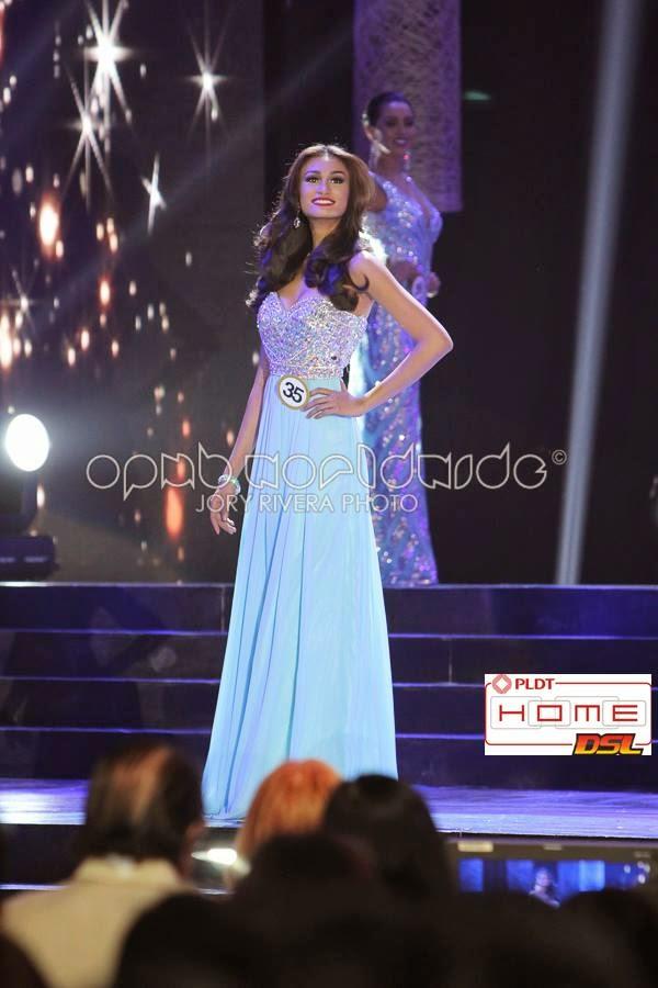 Binibining Pilipinas Supranational 2014 Yvethe Santiago