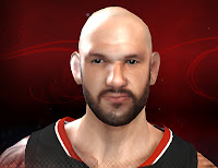 PBA 2K13 Cyberface Mick Pennisi Patch