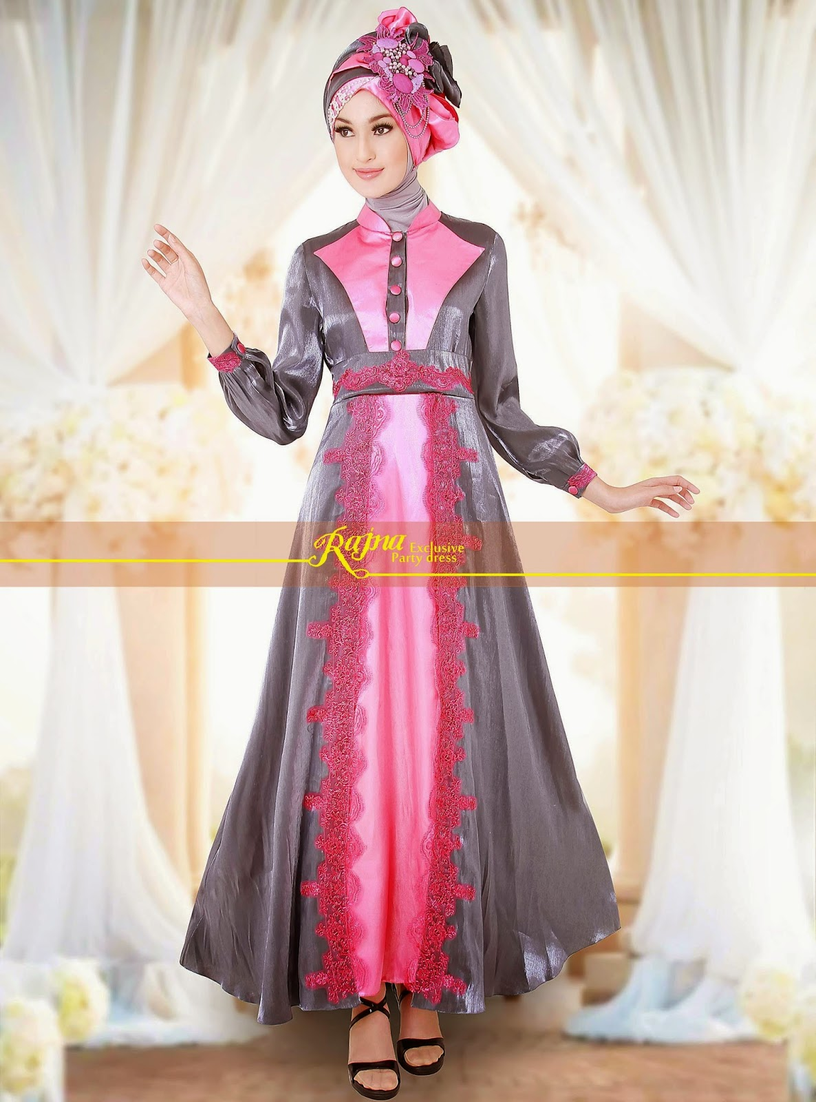 Top Model Baju Gamis Terbaru 2015 Trend Model Dan Gaya
