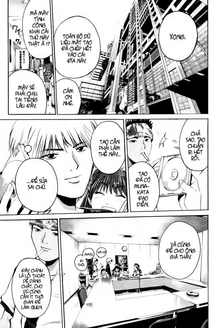 GTO: Great Teacher Onizuka chap 200 - End page 18 - IZTruyenTranh.com