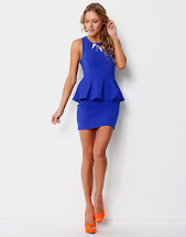 Peplum Style Dresses