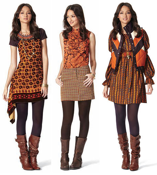 Women's Boho Chic Clothing This style is often called