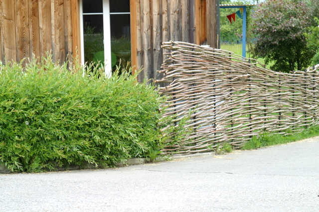 Ein Schweizer Garten Begeisterung Fur Weiden