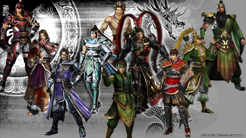 Download Gratis Game PC Dynasty Warriors 7 Full RIP Version. dynasty warrio