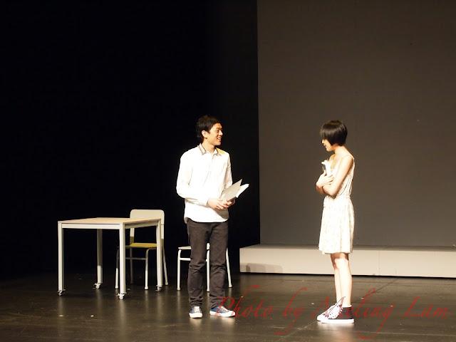 love novels 愛情少說 jam cast model 舞台劇